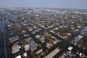 powódź