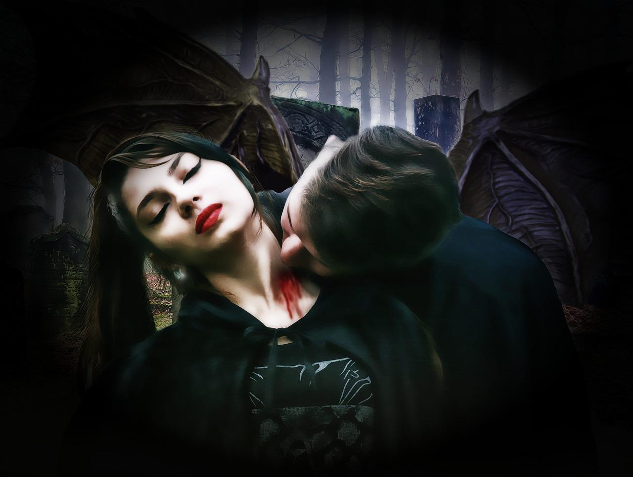 ugryzienie wampira
