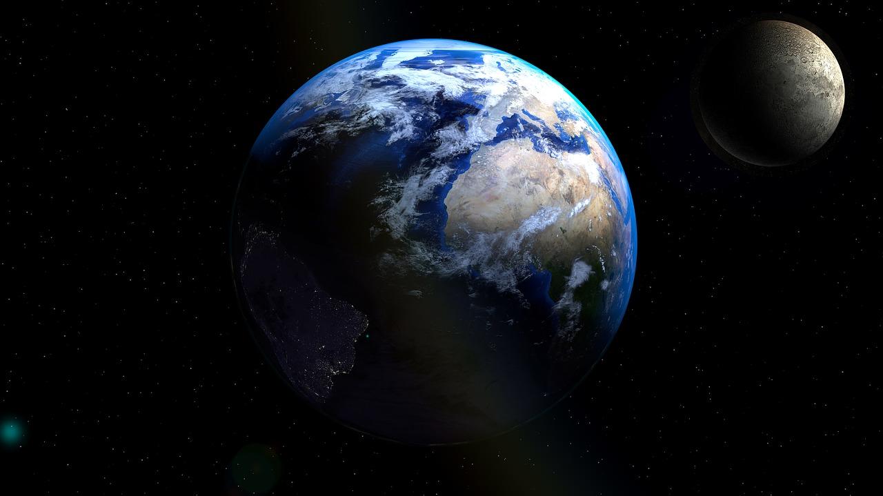 stworzenie ziemii