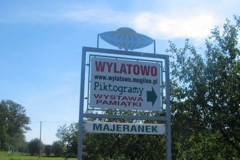Wylatowo, czyli polska strefa 51