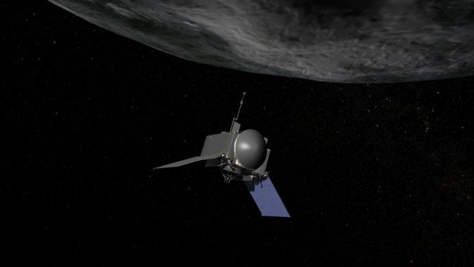 Czy asteroida Bennu za 117 lat zakończy życie na Ziemi?
