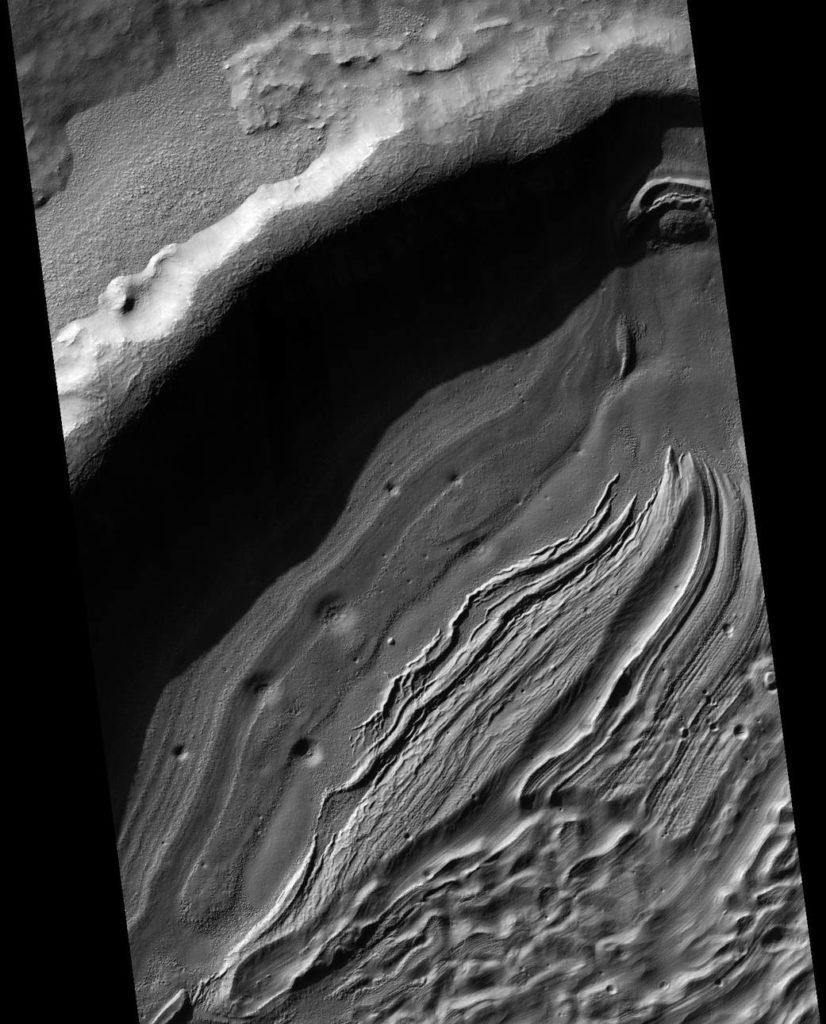Życie na MARSIE – tajemnice pod powierzchnią planety z sondy MRO