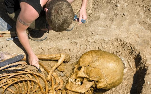 Szkielet giganta – odkrycie w Ekwadorze