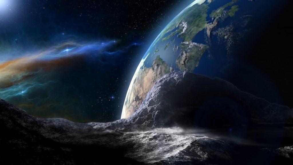 Koniec świata w 2029 roku - ogromna asteroida uderzy w kulę ziemską