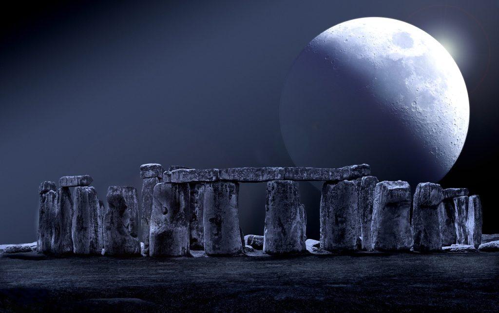 Czyim dziełem jest Stonehenge?