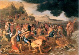 Izraelici w Egipcie – o co tutaj chodzi?