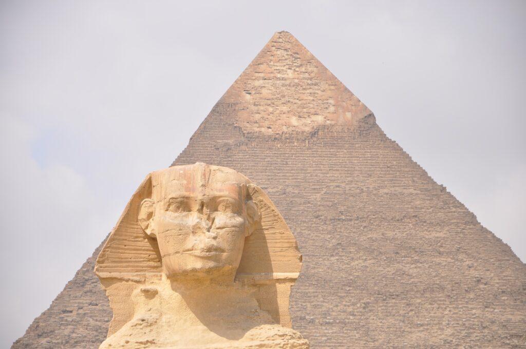 Magia Wielkiej Piramidy w Gizie